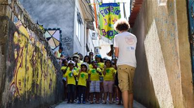 Rio 2016: Divided Brazil welcomes the Olympic Games