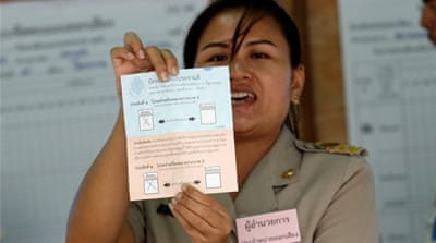 Thailand referendum: New constitution wins approval