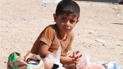 Child labour a growing problem in war-torn Iraq