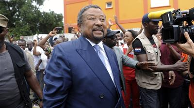 Gabon election: Jean Ping pleads with judges over vote