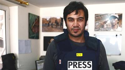 For Sardar: The Afghan Journalist