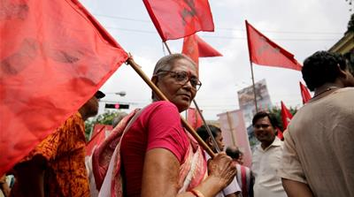 Manufacturing discontent: India's workers in crisis