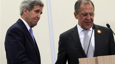 John Kerry and Sergey Lavrov: Fatal attraction V