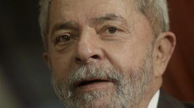Brazil's Lula sentenced to nearly 10 years in jail