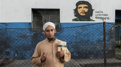 The Muslims of Cuba