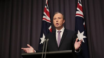 Peter Dutton: Behind Australia's tough border policies