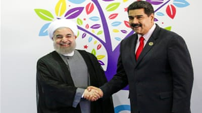Venezuela: Non-Aligned summit fizzles for Maduro