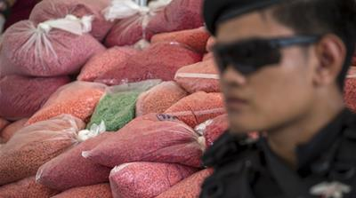 Thailand launched a war on drugs in the past, purportedly aimed at the suppression of drug use [Reuters]