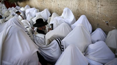 The worry that the ultra orthodox could be forcing their own brand of Judaism on the country worries some [Reuters]