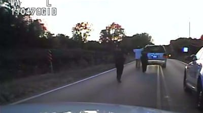 Video shows police killing unarmed black man in Tulsa