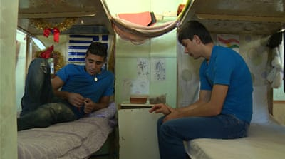 Inside Greece's juvenile prisons