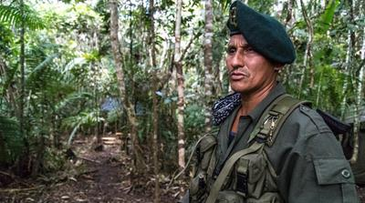 In pictures: The last days of the FARC