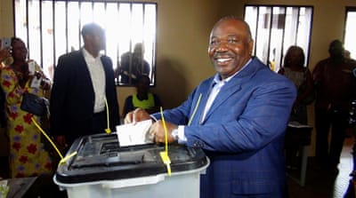 Gabon heads to the polls to elect members of parliament