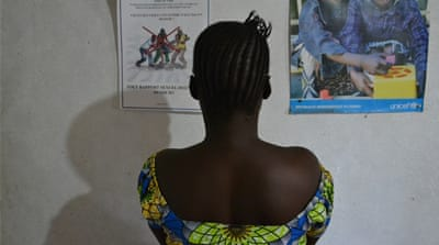 DRC: 'I can't tell my husband I was raped'