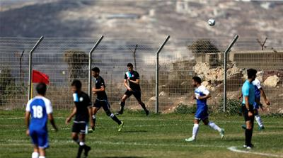 Palestinians urge FIFA to act on settlement clubs