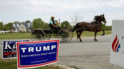 US Elections: America's Amish voters