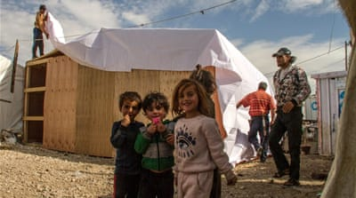 Syrian refugees: A permanently temporary life