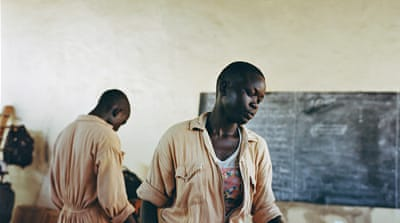 Educating girls in South Sudan