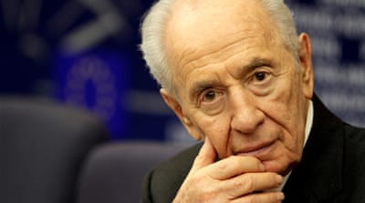 Gone is Shimon Peres, but so is his era