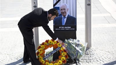 Drop the farcical obits, Shimon Peres was no peacemaker