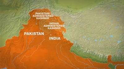 Pakistan and India have fought three wars over Kashmir since the countries' independence in 1947 [EPA]