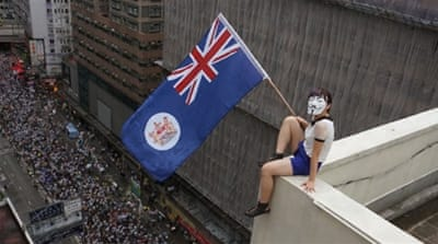 Hong Kong: Rooftopping for freedom and disobedience