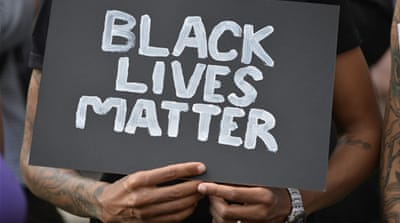 Documents show US monitoring of Black Lives Matter