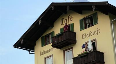 Welcome to Germany: Inside the Bavarian refugee hotel