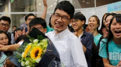 Q&A with Hong Kong's youngest legislator Nathan Law