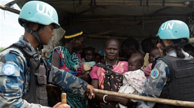 The UN has failed its peacekeepers in S Sudan