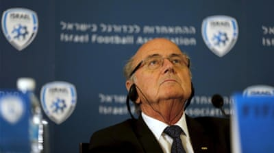 EU MPs call on FIFA to ban Israel settlement clubs