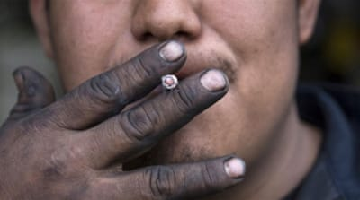 Study: Smoking will kill eight million a year by 2030