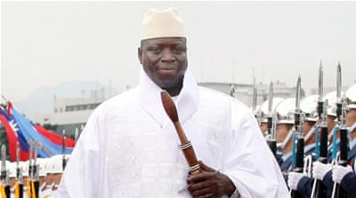 Can a showdown be averted in Gambia?