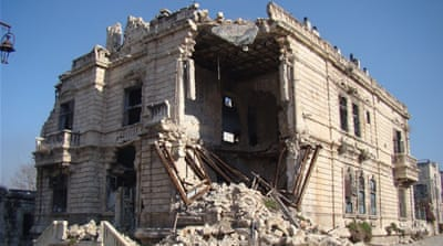 Syria's Civil War: Aleppo's heritage sites 'in danger'