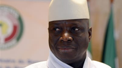 The Gambia's ex-leader Jammeh reportedly wants to come home