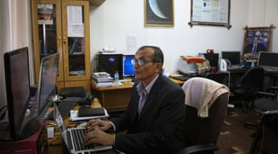 Gaza's starman aims to fight occupation with science
