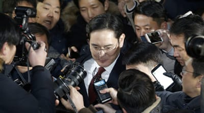 Are political ties of S Korean businesses unravelling?
