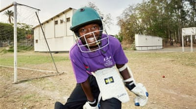 Malawi's cricketer girls break stereotypes and barriers
