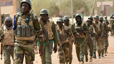 Last year, Mali's government signed a peace deal with secular armed groups [File: AFP]