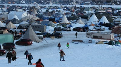 DAPL: The push and pull of Standing Rock
