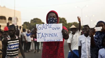 Gambia's president agrees to leave after weeks of refusal [File: Carlos Garcia Rawlins/Reuters]