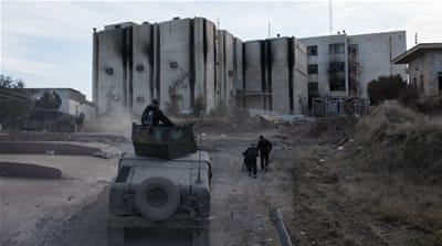 Mosul University after ISIL: Damaged but defiant