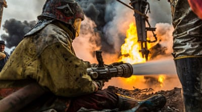 Fighting the flames of ISIL in Iraq