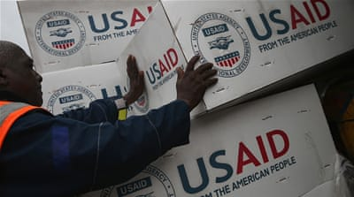 Scapegoating foreign aid
