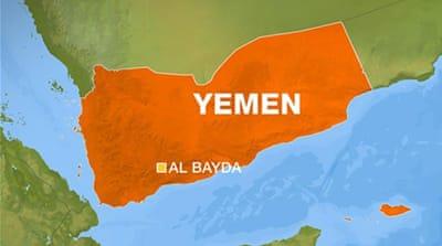 'US air raids' kill civilians, al-Qaeda chiefs in Yemen thumbnail