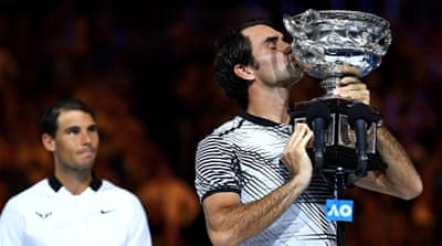 Australian Open: Federer beats Nadal in final