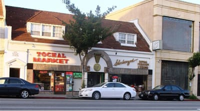 "Westwood Boulevard in Los Angeles is known as ""Little Persia"" [Photo courtesy of Creative Commons]"