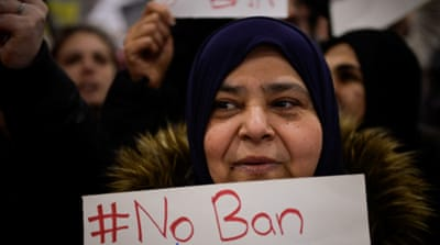 The US Muslim ban and the story of my Iraqi father