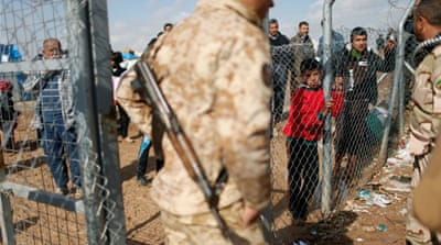 Iraq's displaced 'in another prison' after fleeing ISIL