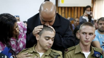 Netanyahu calls for pardon of convicted soldier Azaria